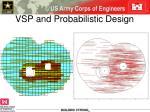 vsp and probabilistic design