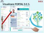 vizualizare portal d e s7