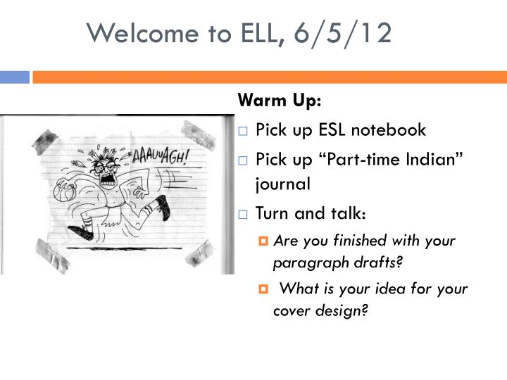 welcome to ell 6 5 12 n.
