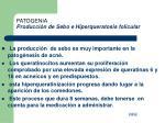 patogenia producci n de sebo e hiperqueratosis folicular2
