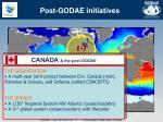 post godae initiatives1
