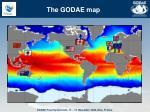 the godae map