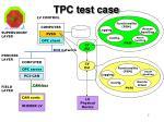 tpc test case