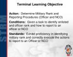 terminal learning objective1