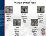 warrant officer rank