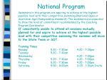 national program1