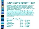 state development team1