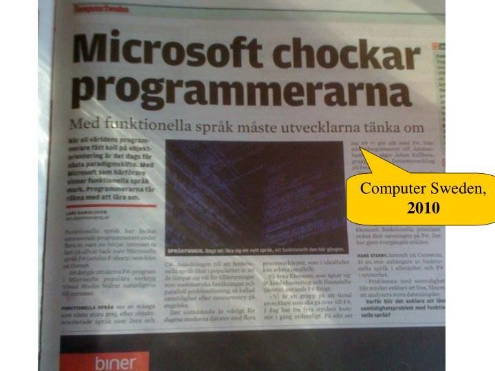 Computer Sweden,