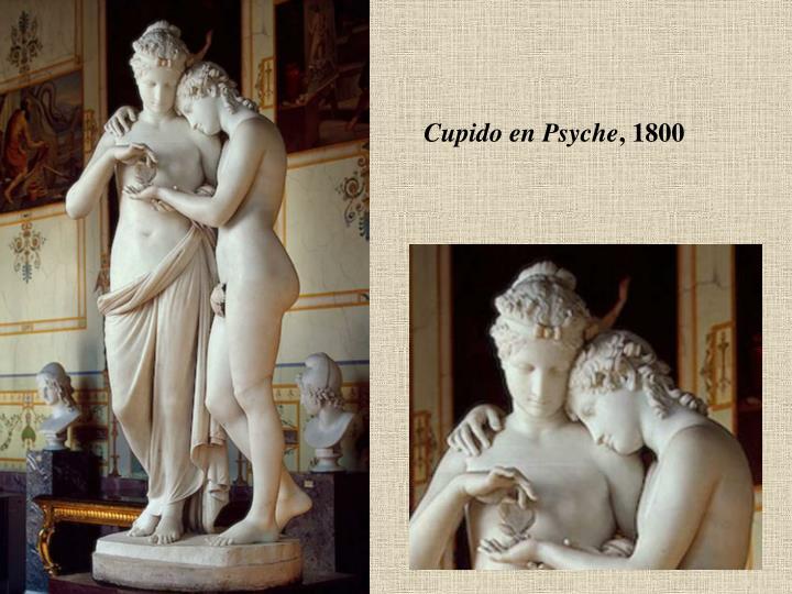Cupido en Psyche