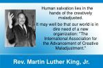 rev martin luther king jr