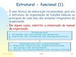estrutural funcional 1