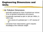 engineering dimensions and units7