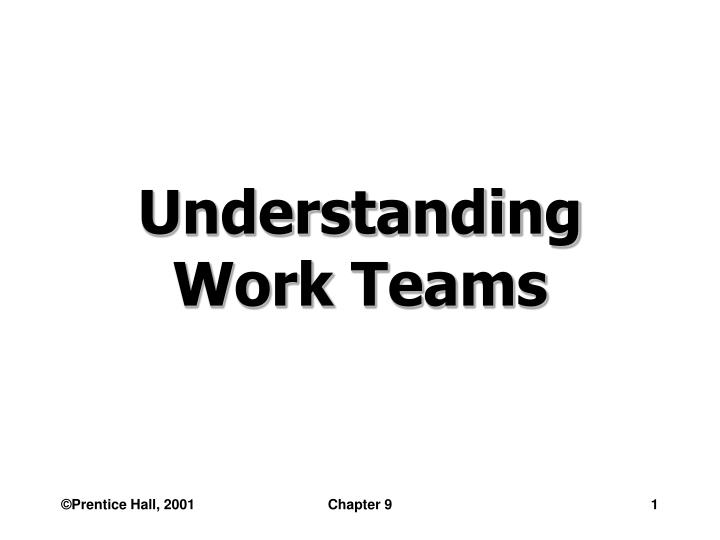 an argument in favor of work teams in organizations About the authors carl fudge is a director at the innovation consultancy, motiv strategies, based in washington, dc he holds a ma degree in social-organizational psychology from teachers college, columbia university and is a former mckinsey consultant.