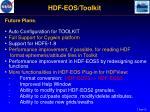 hdf eos toolkit