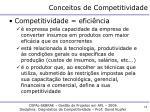 conceitos de competitividade1