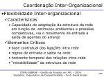 coordena o inter organizacional1