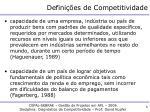 defini es de competitividade2