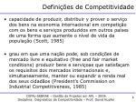 defini es de competitividade3