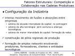 fatores estruturais competi o e colabora o nas cadeias produtivas1