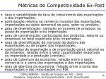 m tricas de competitividade ex post