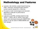 methodology and features