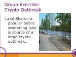 group exercise crypto outbreak1