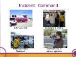 incident command