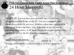24 hour shoppette