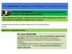 t1 la ripartizione di competenze tra via regionale provinciale e comunale4