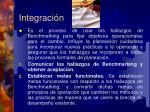 integraci n
