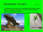 geosphere erosion ethan rogers1