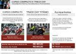 curso compacto e track day treinamento para pilotos amadores e profissionais