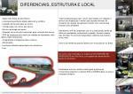 diferenciais estrutura e local