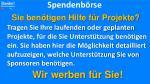 spendenb rse