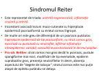 sindromul reiter