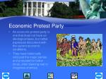 economic protest party