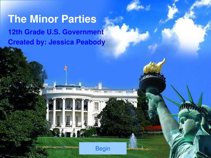 the minor parties n.