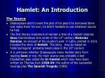 hamlet an introduction1