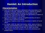 hamlet an introduction3