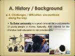 a history background11