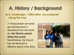 a history background12