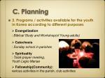 c planning1