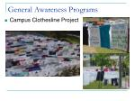 general awareness programs4