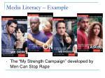 media literacy example25