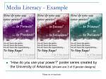 media literacy example26