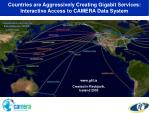 countries are aggressively creating gigabit services interactive access to camera data system