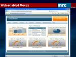 web enabled movex2