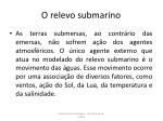 o relevo submarino1
