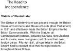 the road to independence3
