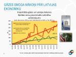 g zes smoga m ko i p r latvijas ekonomiku